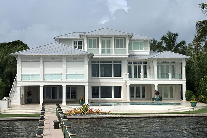 Captiva Rear Elevation
